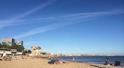 Photo of Beach Playa Cascais at Portugal