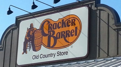 Photo of American Restaurant Cracker Barrel Old Country Store at 1371 Commercial Way Us 19 & Wendy Court, Spring Hill, FL 34606, United States