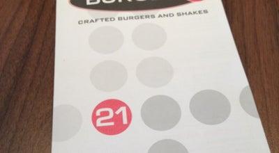 Photo of Burger Joint Burger 21 at 4192 Conroy Rd, Orlando, FL 32839, United States