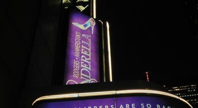 Photo of Theater Broadway Theatre - Cinderella  at 1681 Broadway, New York, NY 10019, United States