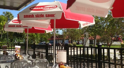 Photo of American Restaurant Smashburger at 1729 S Federal Hwy, Boynton Beach, FL 33435, United States