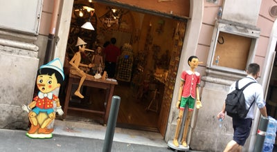 Photo of Toy / Game Store Pinocchietto at Italy