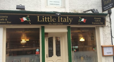 Photo of Italian Restaurant Little italy at Inverness, United Kingdom