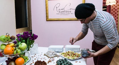 Photo of Dessert Shop RawCoco at Str. Constantin Aricescu Nr. 50a, Bucharest 011688, Romania