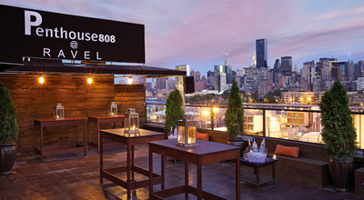 Photo of Restaurant Penthouse 808 at 8-80 Queens Plaza South, Long Island City, NY 11101, United States