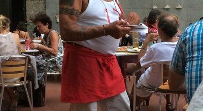 Photo of Seafood Restaurant Osteria Bacco at Via Quarda Superiore 17-19/r, Savona 17100, Italy