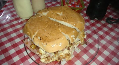 Photo of Burger Joint Disk Lanche do Ciro at R. Cel. José Justino, 297 - Centro, São Lourenço - Mg, 37470-000, São Lourenço 37470-000, Brazil