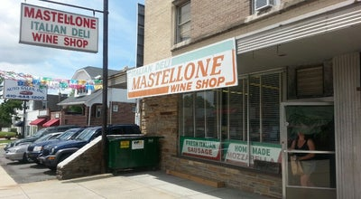 Photo of Italian Restaurant Mastellone's Italian Deli at 7212 Harford Rd, Baltimore, MD 21234, United States