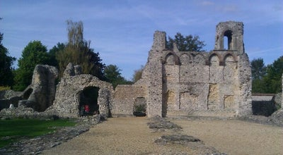 Photo of Historic Site Wolvesey Castle (Old Bishop's Palace) at College St, Winchester S O23, United Kingdom