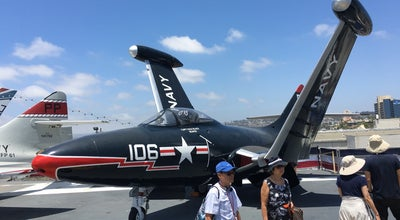 Photo of History Museum USS Midway Flight Deck at San Diego, CA, United States