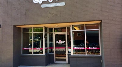 Photo of Ice Cream Shop Sweet Tooth Ice Cream Cafe at 178 E Crogan St, Lawrenceville, GA 30046, United States