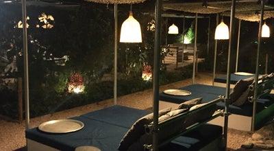 Photo of Mediterranean Restaurant Giri Cafe at Plaza España 5, St Joan de Labritja 07810, Spain