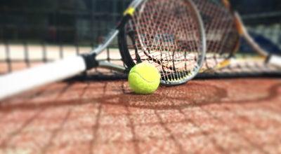 Photo of Tennis Court Tennisvereniging Tie-Break at Bartelinkslaantje 22, Hengelo, Netherlands