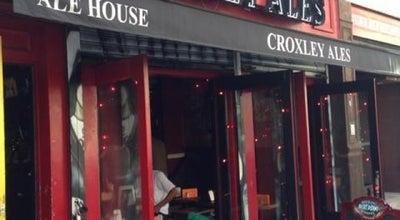 Photo of Sports Bar Croxley Ales at 28 Avenue B, New York, NY 10009, United States