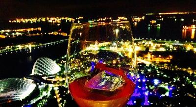 Photo of Italian Restaurant Spago at Marina Bay Sands Skypark, Singapore 018956, Singapore