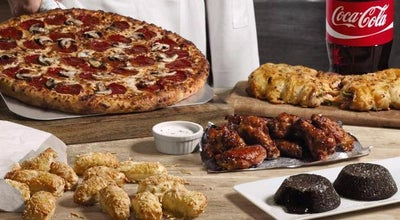 Photo of Pizza Place Domino's Pizza at 1330 Orange Ave, Coronado, CA 92118, United States