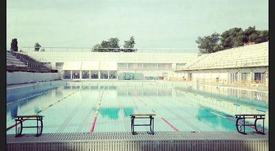 Photo of Pool Piscines Picornell at Avinguda De L'estadi, 30, Barcelona 08038, Spain