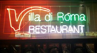 Photo of Italian Restaurant Villa Di Roma at 936 S 9th St, Philadelphia, PA 19147, United States