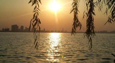Photo of Lake 独墅湖 | Dushu Lake at Suzhou, Ji, China
