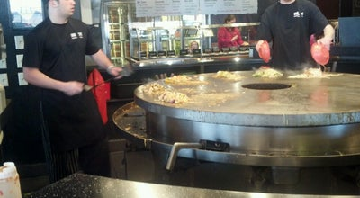 Photo of Asian Restaurant HuHot Mongolian Grill at 3805 S. Oakwood Mall Dr., Eau Claire, WI 54701, United States