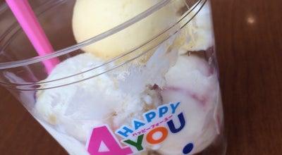 Photo of Ice Cream Shop サーティワン アイスクリーム イオンモール日吉津店 at 日吉津1160-1, 西伯郡日吉津村 689-3553, Japan