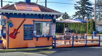 Photo of Coffee Shop Rock City Espresso at 1831 Silver Lake Rd, Everett, WA 98208, United States