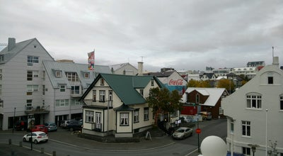Photo of Resort Kvosin Hotel at Kirkjustraeti, Iceland