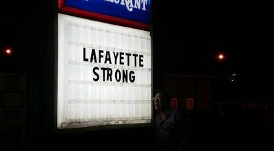 Photo of Burger Joint Ground Pat'i Grille & Bar at 2303 Johnston St, Lafayette, LA 70503, United States