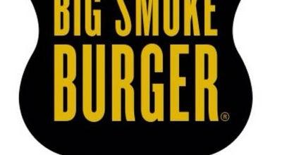 Photo of Burger Joint Big Smoke Burger at 70 7th Ave., NYC, NY 10011, United States