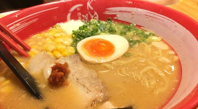 Photo of Ramen / Noodle House えびえびそば at 杉塚2-6-15, 筑紫野市, Japan
