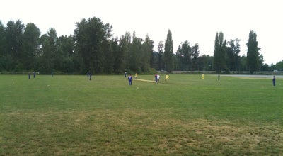 Photo of Cricket Ground Marymoor Cricket Ground at Redmond, WA, United States