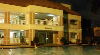 Photo of Pool Clubhouse at California Garden Square, Mandaluyong City, Philippines