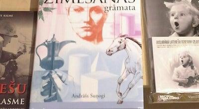 Photo of Bookstore Jāņa Rozes grāmatnīca at Vienības Iela 7, Jēkabpils LV5201, Latvia