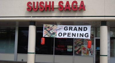 Photo of Japanese Restaurant Sushi Saga at 1199 Amboy Ave, Edison, NJ 08837, United States