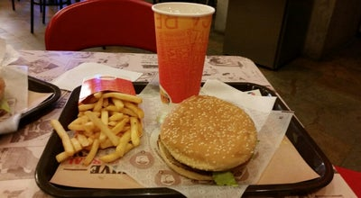 Photo of Burger Joint El corral parque arboleda at Colombia