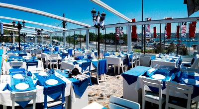 Photo of Seafood Restaurant Kalikratya Balık Restaurant at Mimarsinan Mh., Büyükçekmece 34500, Turkey