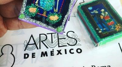 Photo of Library Artes de Mexico at Cordoba #69 Col. Roma Norte, Mexico