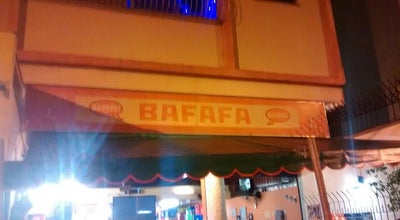 Photo of Bar Bafafá at Rua Santo Amaro, 33, Brazil