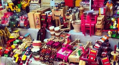 Photo of Arts and Crafts Store Mercado de artesanias at Andador Lucas Balderas S/n, San Miguel de Allende 37729, Mexico