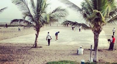 Photo of Park Al Ghubra Lake Park at Al Azaiba, Oman