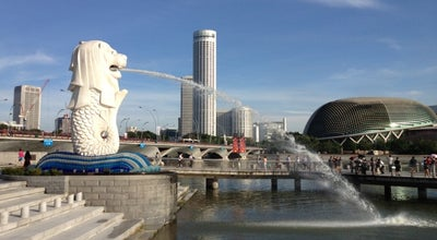 Photo of Monument / Landmark The Merlion at Merlion Park, Singapore 049213, Singapore