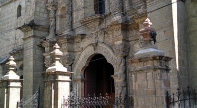 Photo of Church Iglesia Santo Domingo at Yanacocha, La Paz, Bolivia