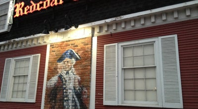 Photo of Burger Joint Redcoat Tavern at 31542 Woodward Ave, Royal Oak, MI 48073, United States