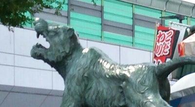 Photo of Monument / Landmark 阪神タイガース創立50周年記念碑 (虎の像) at 甲子園高潮町4, 西宮市 663-8166, Japan