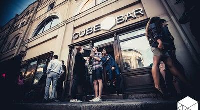 Photo of Nightclub Cube bar at Ул. Ломоносова, 1, Санкт-Петербург, Russia
