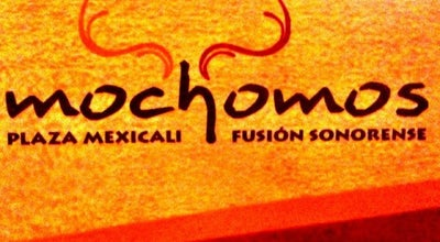 Photo of Steakhouse Mochomos Fusion Sonorense at Plaza Mexicali, Mexicali, Mexico