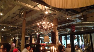Photo of Cafe Bill's Restaurant at 10 Kensington Arcade, Kensington W8 5SF, United Kingdom