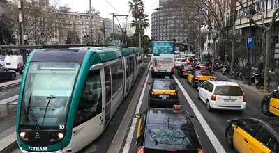 Photo of Neighborhood La Dreta de l'Eixample at Barcelona, Spain