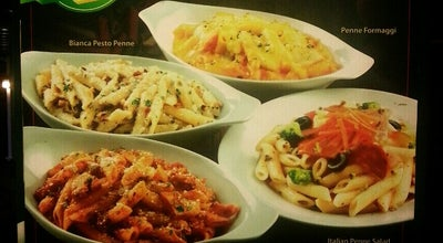 Photo of Italian Restaurant Ristorante Bigoli at Ground Flr, Eastwood City Walk 1, Quezon City 1110, Philippines