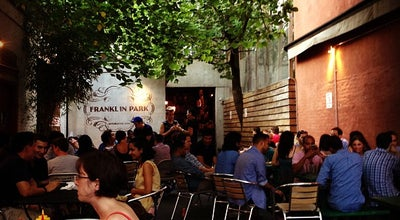Photo of Bar Franklin Park at 618 Saint Johns Pl, Brooklyn, NY 11238, United States